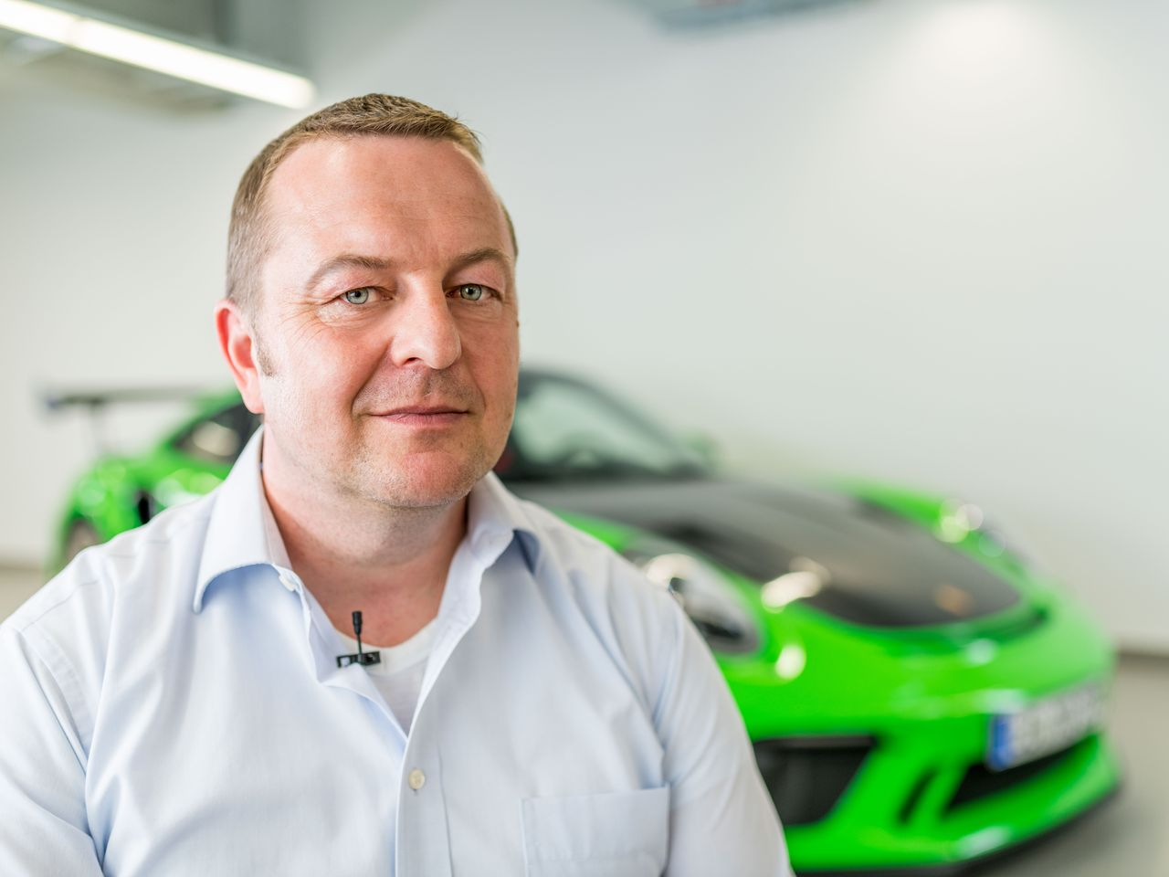 """Generally speaking, these are minor components,"" says Holger Bartels, who heads the GT performance team. ""But together they account for twenty-four seconds."""